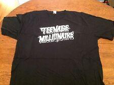 Vintage TEENAGE MILLIONAIRE T shirt Large teenage millionaire new w/ tags