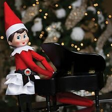 The Elf on the Shelf Couture: Claus Couture Satin Tiered Skirt for Girl Elf NIP
