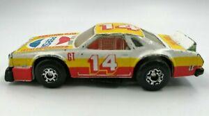 Macchinina-Vintage-Matchbox-Superfast-Chevy-Pepsi-Challenger-14-Macau-1980