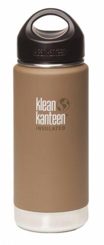 Klean Kanteen 16oz Wide Insulated mit Loop Cap 473ml Thermosflasche Trinkflasche