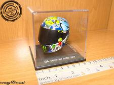 VALENTINO ROSSI MOTO-GP AGV 2015 HELMET 1/5 SIMONCELLI CIRCUIT MISANO CASCO RARE