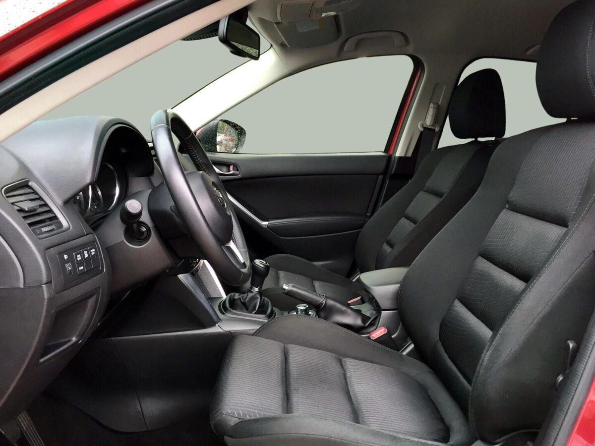 Mazda CX-5 SkyActiv-G 165 Vision