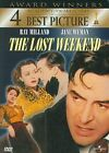 The Lost Weekend Full Screen Region 1 DVD