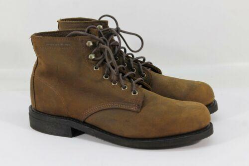 Wolverine Floorhand Men/'s Dark Brown Boots ZAP5784