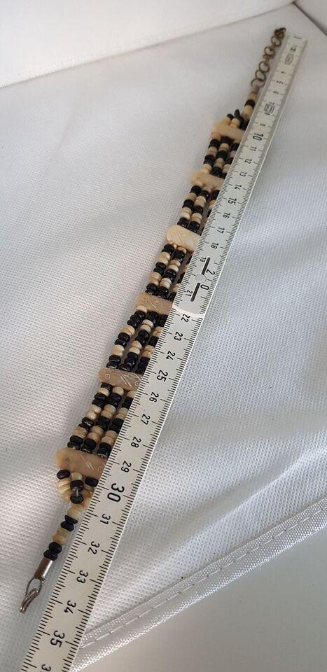 Halskæde, andet materiale