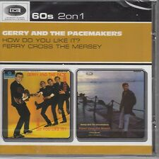 Gerry & The Pacemakers - How Do You Like It?/Ferry Cross the Mersey, CD Neu