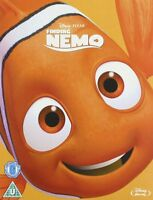 Finding Nemo [blu-ray Disc] Disney Pixar Movie Dory W/ Limited Edition Slipcover