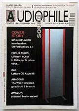 AUDIOPHILE SOUND N. 109 SETTEMBRE 2011