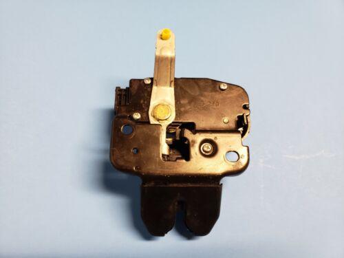 NISSAN VERSA 2007-2011 OEM SEDAN Trunk Rear Lid Release Latch Actuator