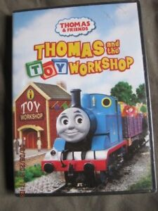 Thomas-amp-Friends-Thomas-and-the-Toy-Workshop-DVD-2007-Sealed