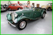 1951 MG T-Series MGTD