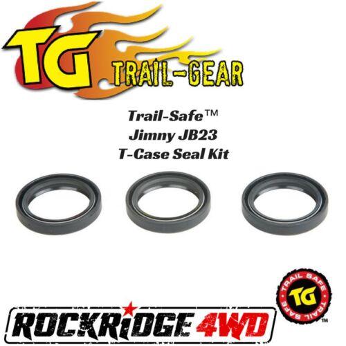 Trail Gear Trail-Safe™ 98-15 Suzuki Jimny JB23 Transfer Case Seal Kit 304139-3