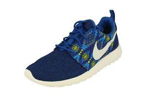 Stampa Nike Roshe One Sneaker Uomo Scarpe Scarpe da ginnastica 655206 410