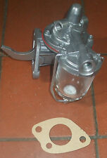 TRIUMPH TR2 TR3 TR4 TR4a   Petrol Fuel Pump (With Priming Handle)     (1953- 67)