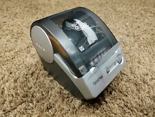Brother Ql 500 Thermal Label Printer Tested And Working