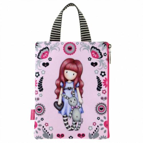 Gorjuss Fiesta A5 Pencil Case Book Bag My Gift To You