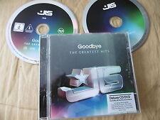 JLS : GOODBYE THE GREATEST HITS CD + DVD BEAT AGAIN ONE SHOT EYES WIDE SHUT 2013