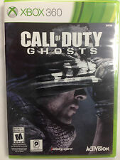 Call of Duty: Ghosts  (Xbox 360, 2013) - Games in Spanish Only- Brand New Sealed