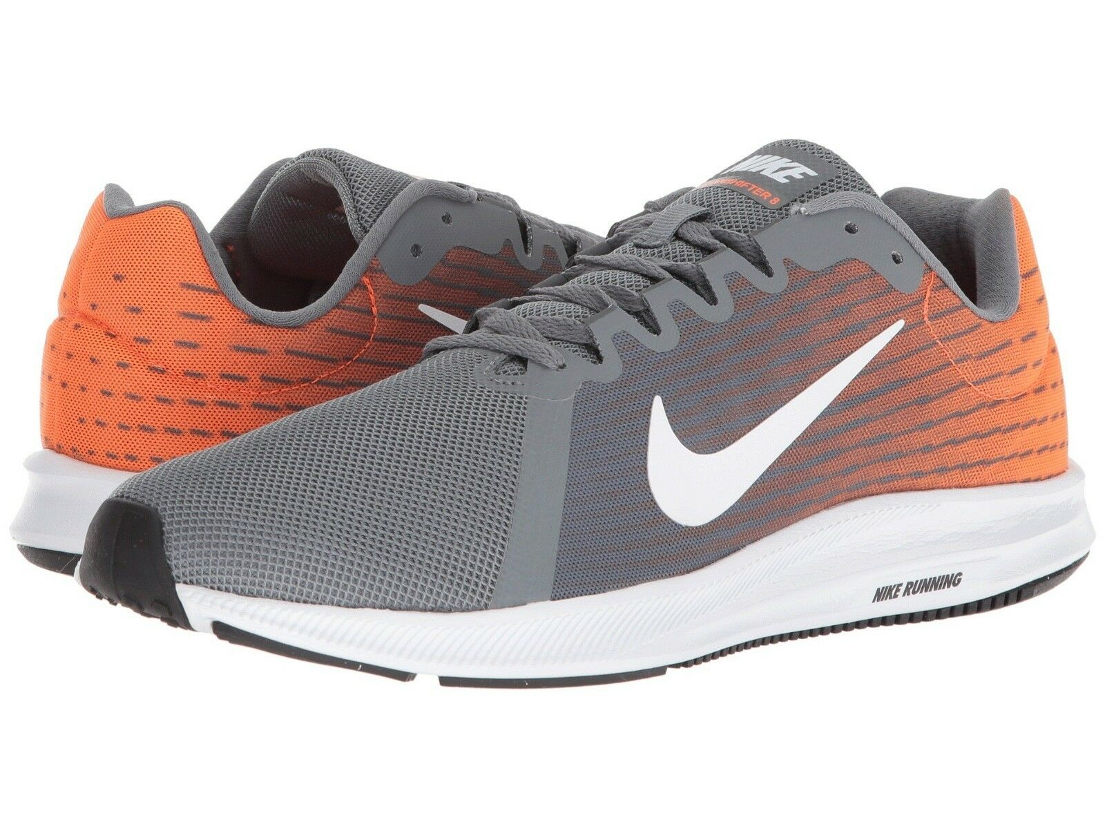 Nike DOWNSHIFTER 8 MENS RUNNING SHOES GREY 908984-003 9 - 13