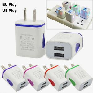 2-Ports-Universal-Home-Travel-AC-USB-Wall-Charger-US-EU-Plug-For-iPhone-Samsung