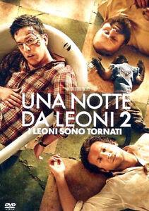 UNA-NOTTE-DA-LEONI-2-2011-DVD-con-Bradley-Cooper-Ed-Helms-NUOVO-SIGILLATO