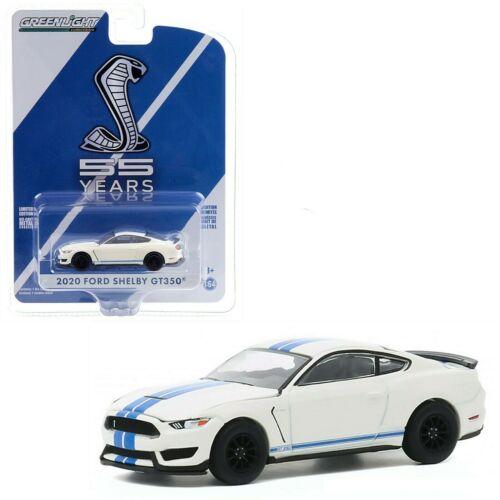 2020 Ford Shelby GT  Mustang *** Greenlight Anniversary 1:64 NEU