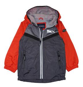 Carter/'s Boys Black Windbreaker Jacket Size 2T 3T 4T 4//5 6 7 8 10//12 14