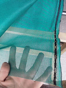 Quality Greenhouse Shade 55/% Shading Net Available 6/' x Any Length from 8-20/'