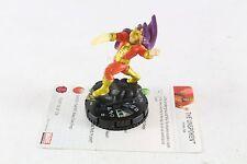 Heroclix Marvel caos Guerra el silencioso 046 Sr Super Raro