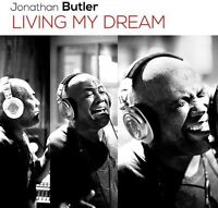 Jonathan Butler - Living My Dream [new Cd] on Sale