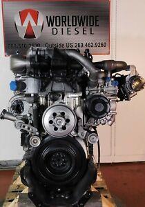 "2014 Detroit DD15 ''906""  Diesel Engine, 505 HP, Approx. 387K Miles. Complete"
