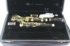 Yamaha YCL-CSGIIHA Professional Clarinet In A Hamilton Gold Keys MINT  QuinnTheE