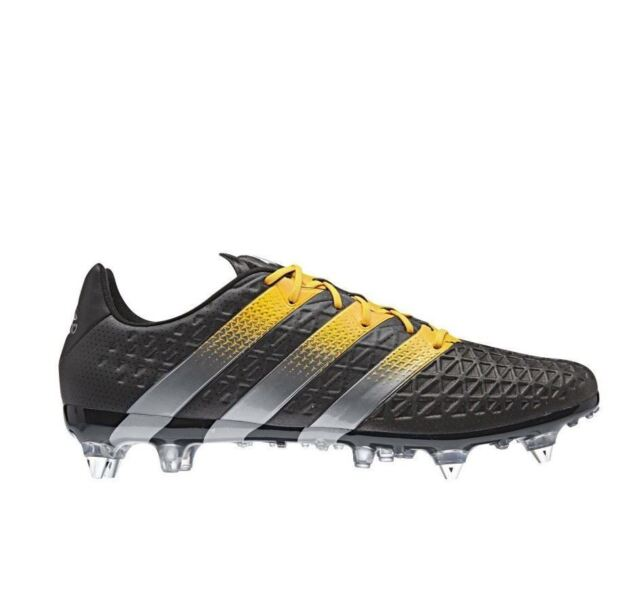 6cf79ae8123c aliexpress adidas ace 16.1 sg mens football boots black aq5389 cb6ef 09bdc