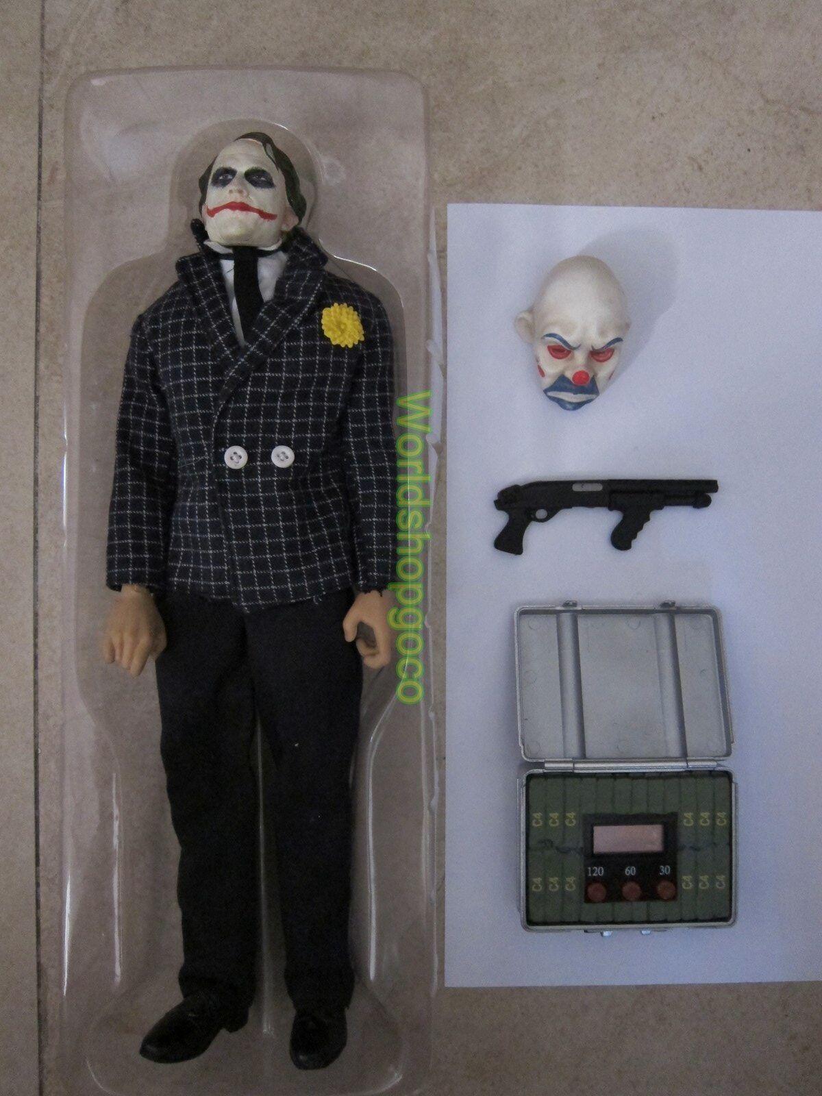 1 6 Scale Hot Batman Dark Knight Joker 12  Action Figure Toys