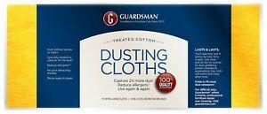 Guardsman Wood Furniture Dusting Cloths 12 Pre Treated