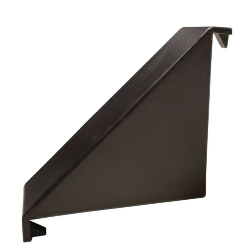 Silisto 10x poignée de fenêtre fenêtre OLIVE blanc ral9016 Aluminium-moulé