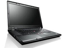 Lenovo Thinkpad W530 Core i7-3520M 2.90GHZ 16GB 480GB SSD Win 7 Pro