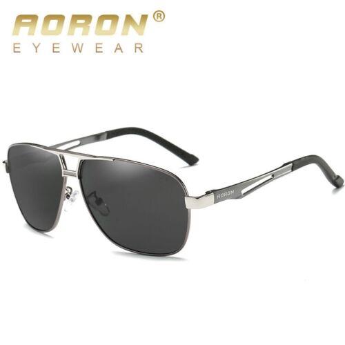 Gift Box New Fashion Classic Men/'s Polarized Sunglasses UV400 Driving Glasses