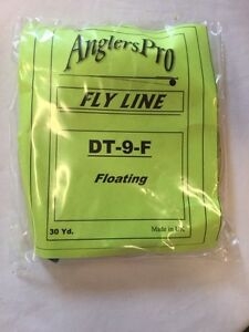 TAN DT-5-F AIRFLO FLY FISHING LINE DOUBLE TAPER