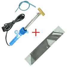 SID2 LCD Pixel Repair Ribbon Cable & T-Iron Welding Tool For SAAB 9-3 9-5 E-TING