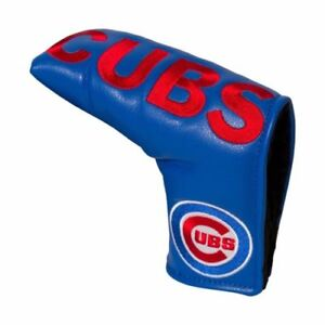NEW-Team-Golf-MLB-Chicago-Cubs-Vintage-Blade-Putter-Cover-Fits-Scotty