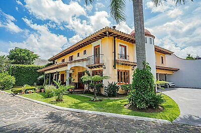 Flamante residencia estilo colonial. Coatepec Veracruz