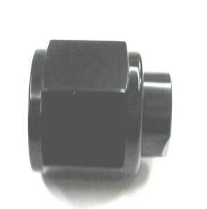 AN Flare Cap Fitting Block Off 06 AN