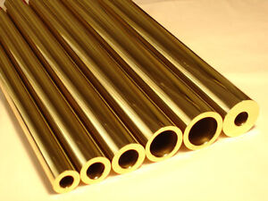 Albion-Alloys-BT10M-2-x10-0mm-Dia-x-0-45mm-Walls-x-305mm-Long-Round-Brass-Tube