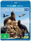 Galapagos - Charles Darwin's Big Adventure (Blu-ray, 2013)