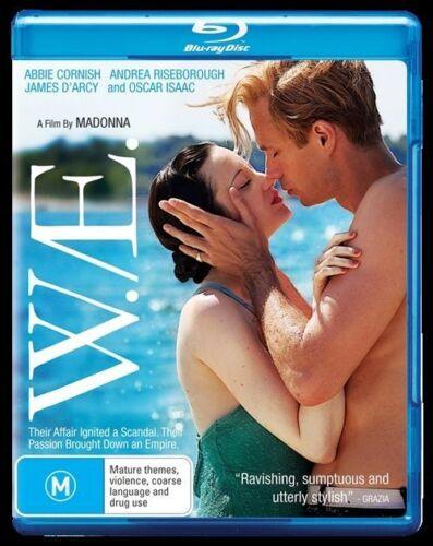 1 of 1 - W.E. (Blu-ray, 2012)