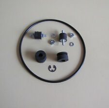 Wurlitzer Jukebox Turntable Motor Mounts, Belt & Grommets 2300, 2304, 2310