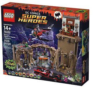LEGO-BATMAN-76052-BATMAN-BATCAVERNA-nuovo-Italia