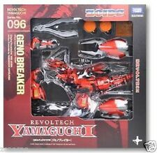 Used Revoltech Yamaguchi No.96 Zoids Geno Breaker Kaiyodo