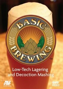 Basic-Brewing-Low-Tech-Lagering-and-Decoction-Mashing-DVD-2007-NEW